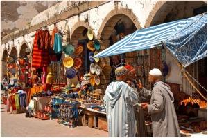 Marokko_essaouira_market